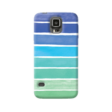 Ocean Blue Samsung Galaxy S5 Case