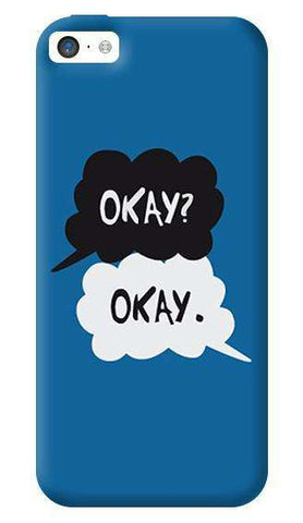 Okay   Apple iPhone 5C Case