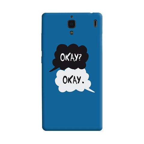 Okay   Xiaomi Redmi 1S Case