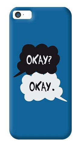 Okay  Apple iPhone 5/5S Case