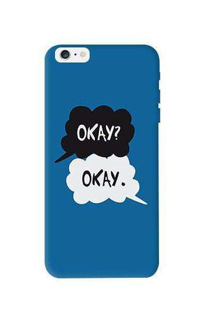 Okay  Apple iPhone 6 Plus Case