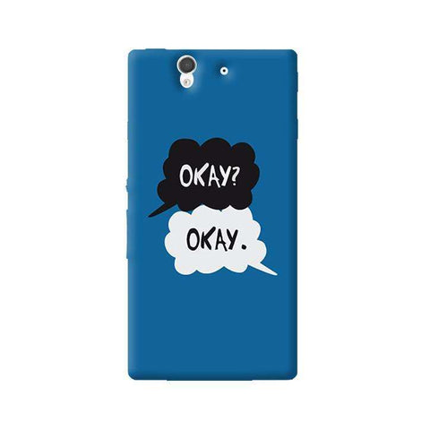 Okay  Sony Xperia Z Case