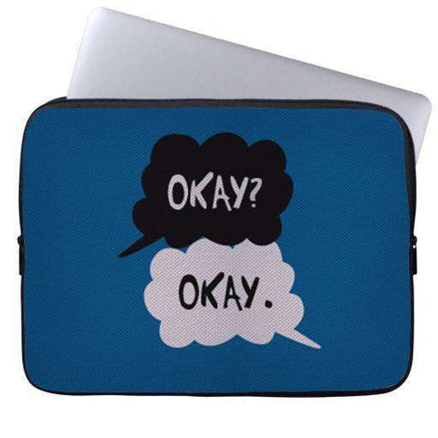 Okay Laptop Sleeve
