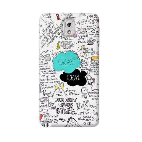 Okay Samsung Galaxy Note 3 Case