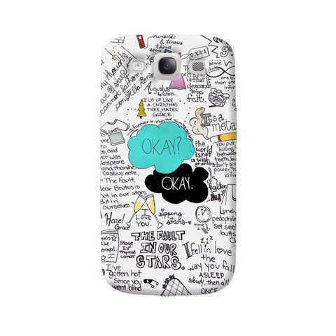 Okay Samsung Galaxy S3 Case