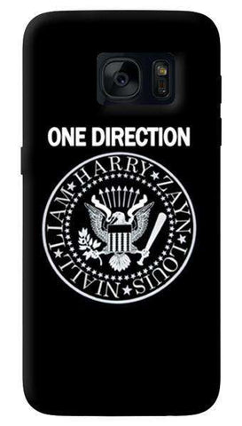 One Direction Infection   Samsung Galaxy S7 Edge Case