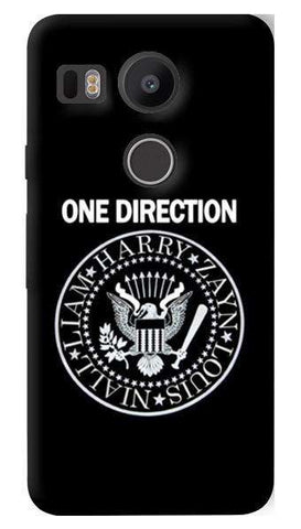 One Direction Infection  Nexus 5X Case