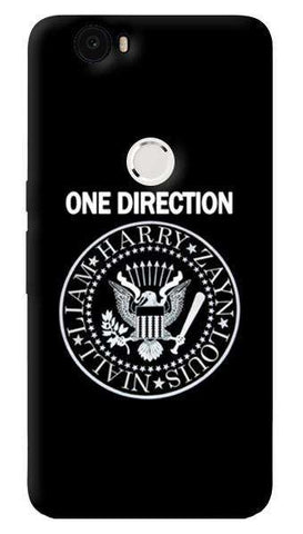 One Direction Infection  Nexus 6P Case