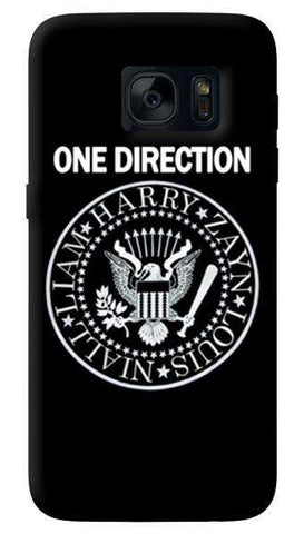 One Direction Infection  Samsung Galaxy S7 Case