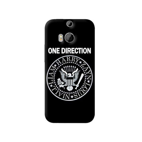 One Direction Infection HTC One M8 Case