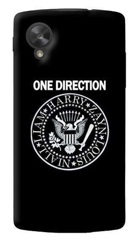 One Direction Infection LG Nexus 5 Case
