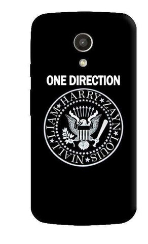 One Direction Infection Motorola Moto G 2nd Gen Case