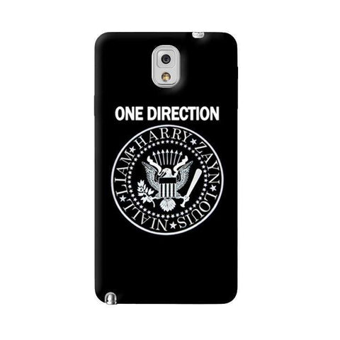 One Direction Infection Samsung Galaxy Note 3 Case