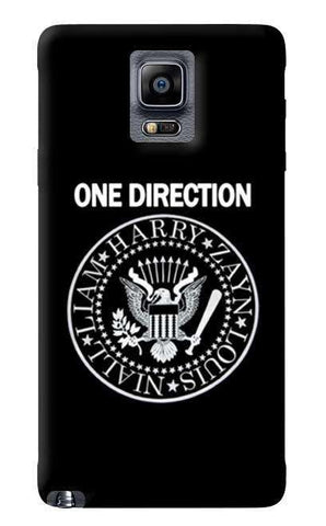 One Direction Infection Samsung Galaxy Note 4 Case