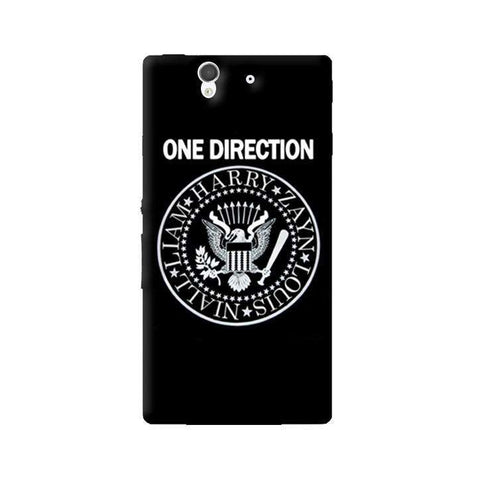 One Direction Infection Sony Xperia Z Case