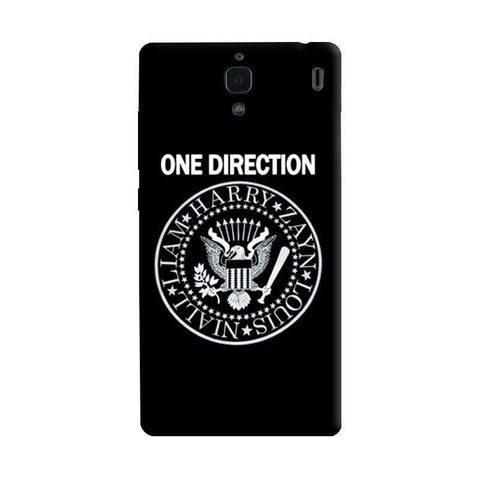 One Direction Infection Xiaomi Redmi 1S Case