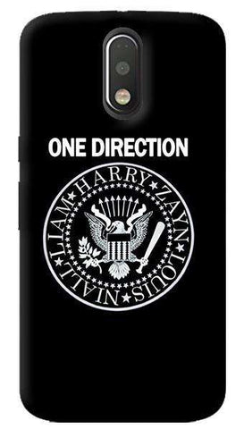 One Direction Motorola Moto G4/ G4 Plus Case
