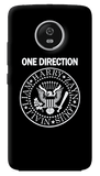 One Direction Motorola Moto G5 Plus Case