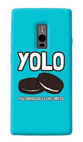 OREO    OnePlus Two Case