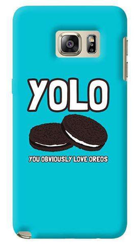 OREO    Samsung Galaxy Note 5 Case
