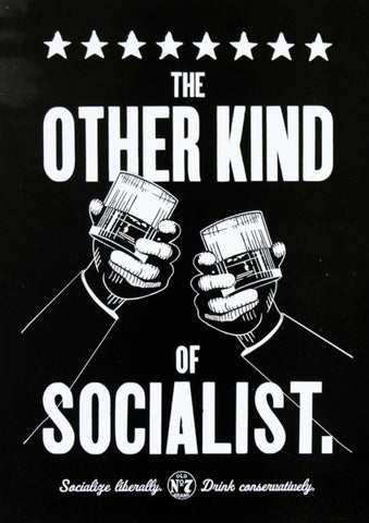 Other Kind of Socialist Poster