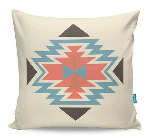 Pastel Tris Cushion Cover