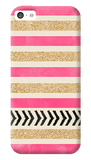 Pink & Gold iPhone 5C Case