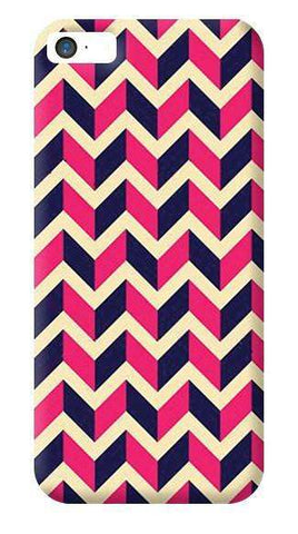 Pink & Purple iPhone 5/5S Case