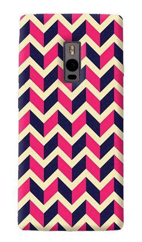 Pink & Purple OnePlus Two Case