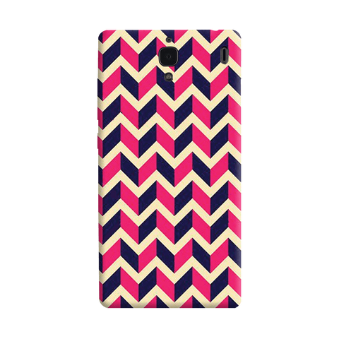 Pink & Purple Redmi 1S Case