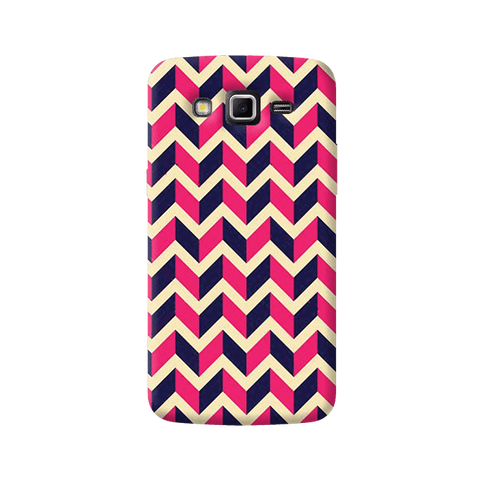 Pink & Purple Samsung Galaxy Grand 2 Case