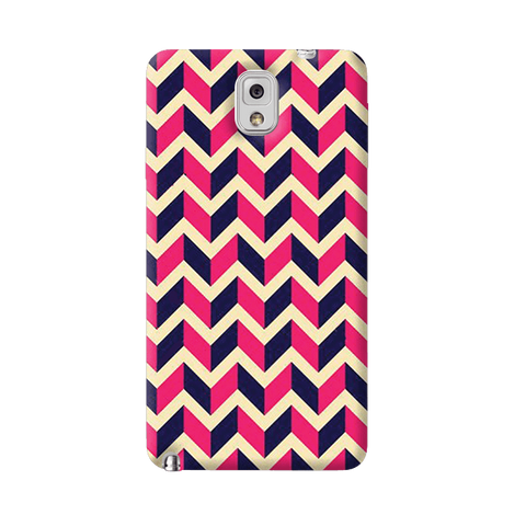 Pink & Purple Samsung Galaxy Note 3 Case