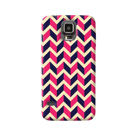 Pink & Purple Samsung Galaxy S5 Case