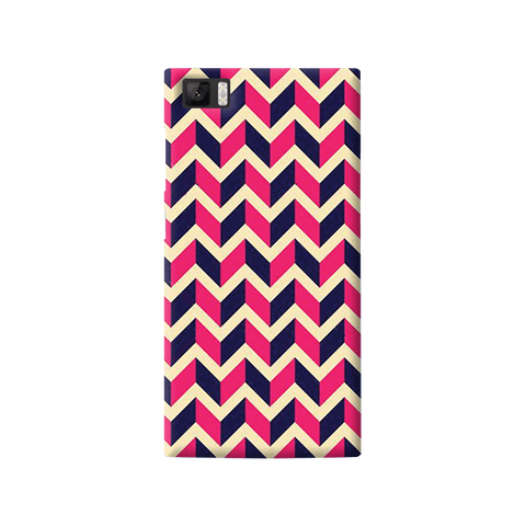 Pink & Purple Xiaomi Mi3 Case