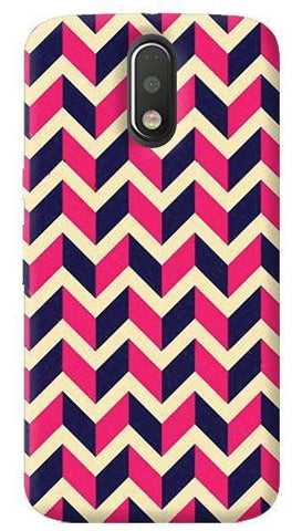 Pink And Purple Motorola Moto G4/ G4 Plus Case