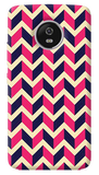 Pink and Purple Motorola Moto G5 Plus Case