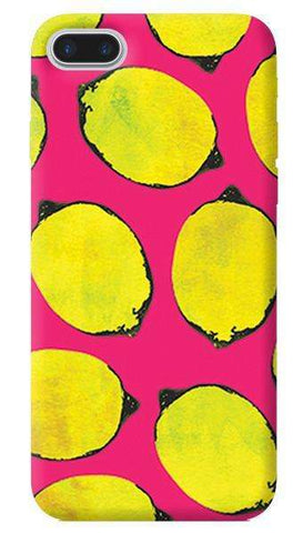 Pink Lemon Apple iPhone 7 Plus Case