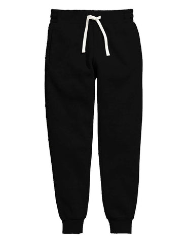 Plain Black Men's Sweatpants