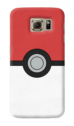 Pokemon Minimal Samsung Galaxy S6 Case