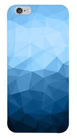 Polygon Blues Apple iPhone 6/6S Case