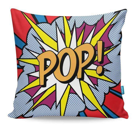 Pop Art Cushion Cover