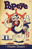Popeye Classic Poster