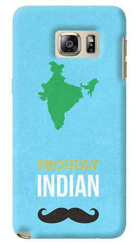 Proudly Indian   Samsung Galaxy Note 5 Case