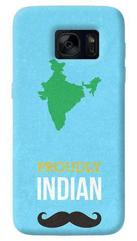Proudly Indian   Samsung Galaxy S7 Edge Case