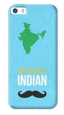 Proudly Indian Apple iPhone 5/5S Case