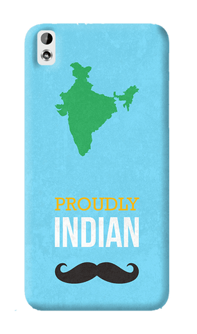 Proudly Indian HTC Desire 816 Case