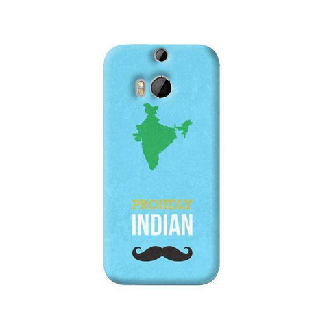 Proudly Indian HTC One 8 Case