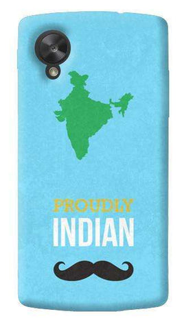 Proudly Indian LG Nexus 5 Case