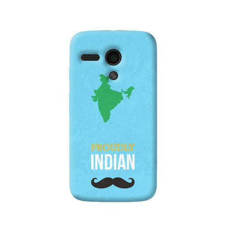 Proudly Indian Moto G Case
