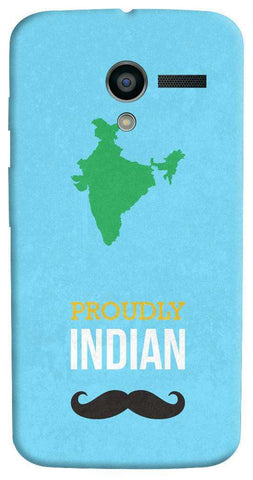 Proudly Indian Motorola Moto X Case